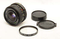 Chinar M. C 28mm F2.8 Lens For Minolta MD Mount! Good Condition!