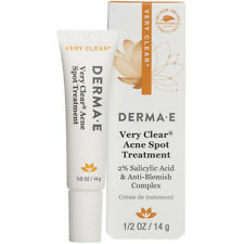 DERMA E - Very Clear Acne Spot Treatment - 0.5 oz. (14 g)
