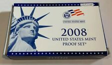 2008 Mint Proof Set, 14 Piece Set