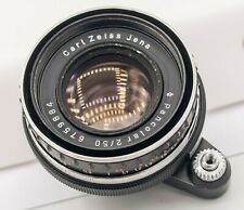 "Carl Zeiss Jena Pancolar 50mm F2.0 ""Star Wars"" Exakta KE Mount Prime Lens"