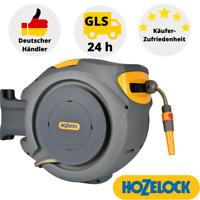 Hozelock Wand-Schlauchbox Roll-Up Automatik Schlauchtrommel Gartenschlauch 30m
