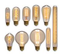 Dimmable E26 ES Antique Filament Edison Bistro Hotel Tungsten Lamp Bulb 110V 40W