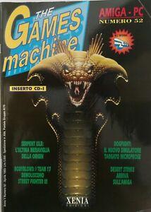 Rivista The Games Machine - TGM - nr 52 - Aprile 1993 + Zzap! Nr 77#ebayheroes