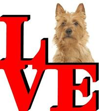 Australian Terrier Love Park Cute Dog Fridge Refrigerator Car Magnet