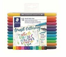 Staedtler Brush letter duo brush lettering pen - 12 pcs 3004 TB12