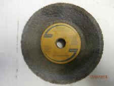 NORTON CUP GRINDING WHEEL 4/3 X 1-1/2 X 1/2 32A36-18VBE ME-19237 NEW-MAX RPM5255