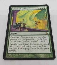 Chord of Calling Magic the Gathering Ravnica MTG Rare NM Never Played Instant