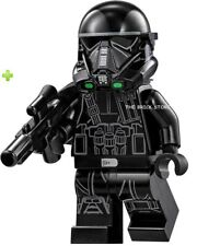 LEGO STAR WARS - IMPERIAL DEATH TROOPER W/ PAULDRON FIGURE - 75156 - 2016 - NEW
