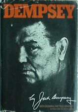 JACK DEMPSEY, 1977 BOOK (24 PAGES OF PHOTOS