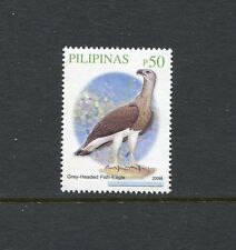 Philippines 3213b,  MNH, 2009B, Philippine Birds-Grey-headed Fish Eagle