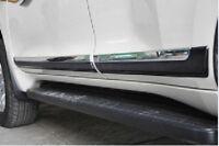 For Toyota Land Cruiser Prado J150 2010-2014 Door Body Strips Rubbing Cover trim