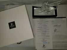 Swarovski 1996 Annual Edition Unicorn in Original Box-Complete Excellent DO1X961