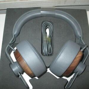 Grain Audio Wood Headphones Model OEHP.01 New in Box! MSRP $199