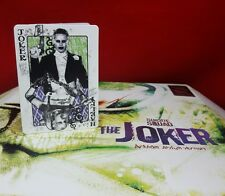 1/6 Hot Toys Suicide Squad The Joker MMS373 Joker's Card *US Seller*