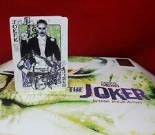 1/6 Hot Toys Suicide Squad The Joker MMS373 Joker's Card *US Seller*