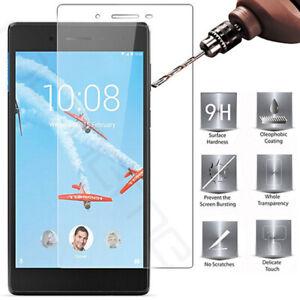 "Tempered Glass Film Screen Protector For 7"" 8"" Lenovo Tab 2 3 4 7 E7 E8 Tablet"