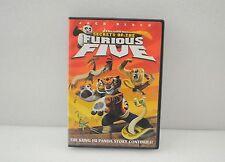 Secret Of The Furious Five DVD Movie Original Release