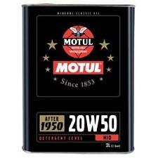 20 L SAE Viskosität 20W50 Motul Konfetti Motoröle fürs Auto und Motorrad