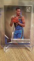 2019-20 Panini Clearly Donruss Darius Bazley Rated Rookie RC Acetate