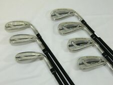 New Taylormade M1 Iron set 4-PW Irons - Kuro Kage Graphite Senior flex  M-1