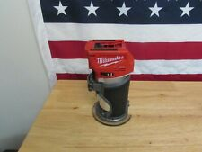 Milwaukee M18 FUEL 18V Brushless Cordless Compact Router 2723-20  198