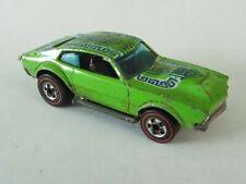 Vintage 1969 Mattel Hot Wheels Redline Mighty Maverick - Green
