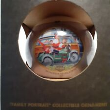 Harley Davidson Series 4 Collectible Christmas Ornament 1998