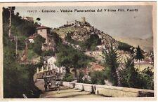 # CASSINO: VEDUTA PANORAMICA DAL VILLINO F.LLI  PACITTI 16428 EDIZ. DIENA