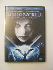 Underworld Evolution - Kate Beckinsale, Scott Speedman (2006 DVD) (015-7)