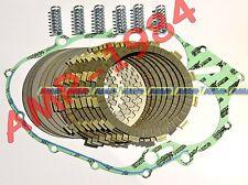 DISCHI FRIZIONE COMPLETI + GUARNIZIONE HONDA 600 HORNET 98 -2006 F1665ac + MOLLE
