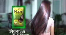 Natural Henna with 9 Herbs for Hair Dye & Hair Care pack  - 100 gm