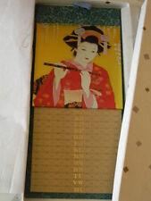 Japonais Artisanal Papier Téléphone Liste Organisateur