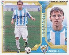 N°13A DIEGO BOUNANOTTE # ARGENTINA MALAGA.CF STICKER CROMO PANINI LIGA 2012