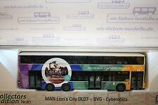 Rietze, 67774, MAN DL Lions City, BVG Bus, Cyberobics, neu, OVP
