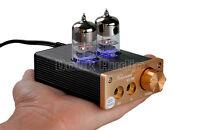 Nobsound NS-08E 6J9 Vacuum Tube Headphone Amplifier Mini Stereo Audio Hi-Fi Amp