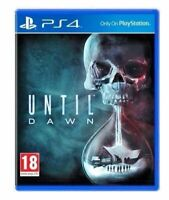 Until Dawn PS4 MINT - Same Day Dispatch via Super Fast Delivery