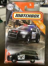 NEW 2020 Matchbox 2016 Ford Interceptor Utility - POLICE Highway Patrol
