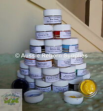 Reborn Baby Paints Genesis Heat Set Small Jar YOU choose the Colour you like