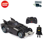 Batman Figure & Batmobile charges with built-in USB Cable,Remote Control Vehicle