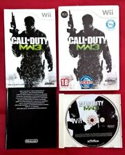 Call of Duty: Modern Warfare 3 - NINTENDO Wii - USADO - BUEN ESTADO