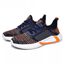Men's Breathable Sneakers Running Jogging Casual Athletic Sports Fashion Shoes
