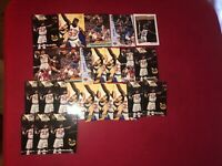 Patrick Ewing Lot of 24 Knicks 6 Different Cards Base