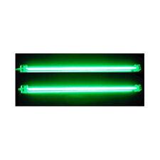 Logisys 12inch Dual Cold Cathode Fluorescent (CCFL) Lamp (Green) Computer Lights