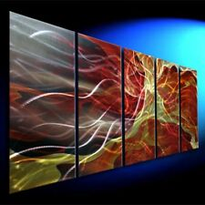 305-12  METAL WALL SCULPTURE  Original Abstract Art  Home Decor  Hand Made