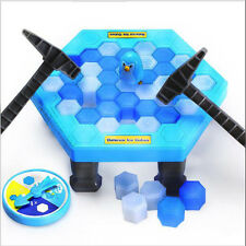 Interactive Ice Breaking Table Box Ice Breaking Save The Penguin Family Fun Game