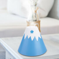 300ML USB Aromatherapy Essential Oil Diffuser Air Humidifier Cool Mist Maker NEW