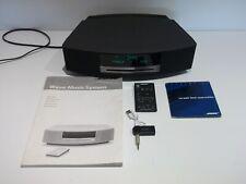 Bose AWRCC 5 Wave Musik System CD AM/FM Radio, Wecker, Bluetooth
