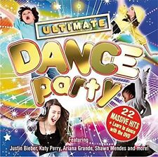 Ultimate Dance Party 2016 CD+DVD - Various Artists -  New & Sealed
