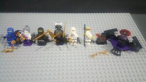 Lego Ninjago Minifigure Lot!