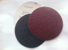 """20 grit 6"""" Hook and Loop disc for Cherry Hilll U-Sand, box of 50"""